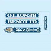 Benotto sticker velo vintage
