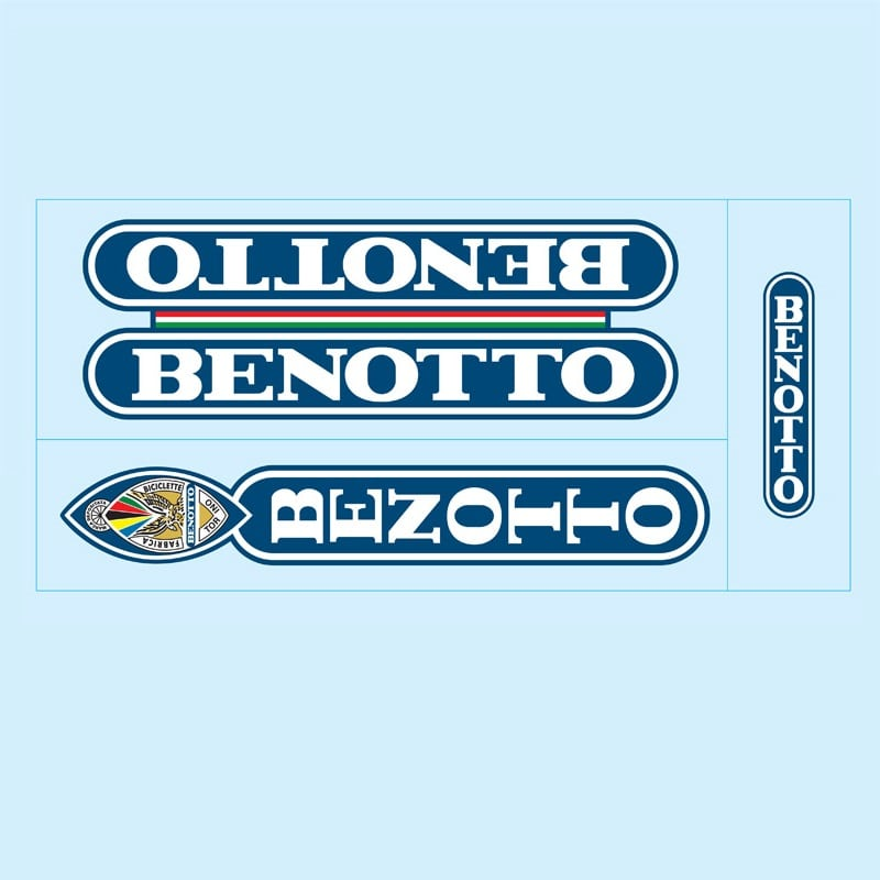 Benotto sticker velo vintage