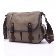 sac coursier velo marron