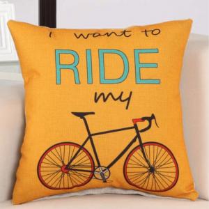 housse coussin vélo
