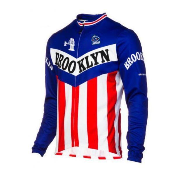 maillot gios torino brooklyn cyclisme vintage