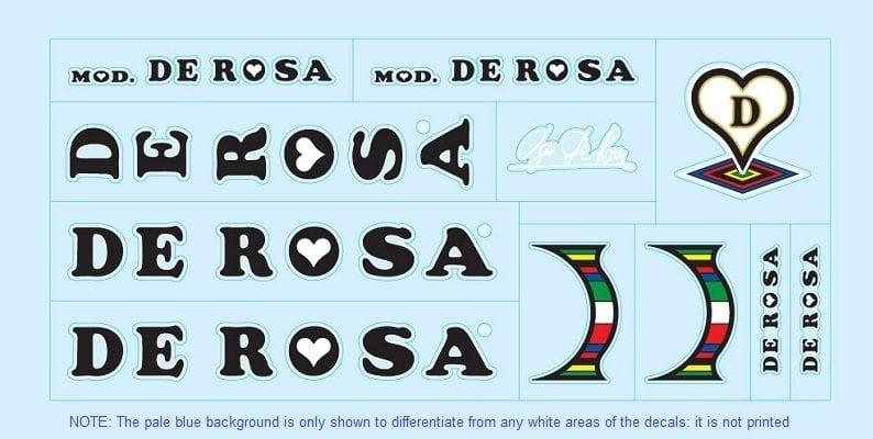 de-rosa-stickers-autocollants-velo-vintage