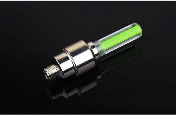 led lumiere neon bouchon valve