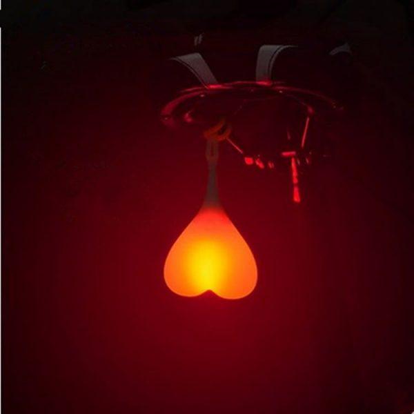 lumière lampe vélo balls couilles testicules