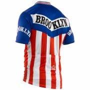 maillot gios torino vélo course brooklyn cycliste vintage