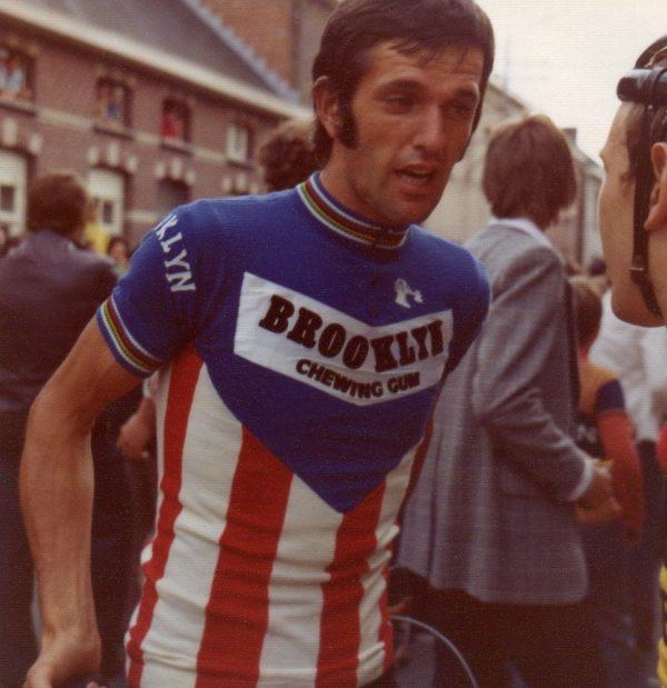 maillot vélo vintage-
