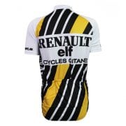 maillot renault cycles gitane vintage cyclisme