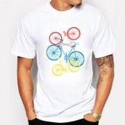 tshirt vélo couleur course cyclisme