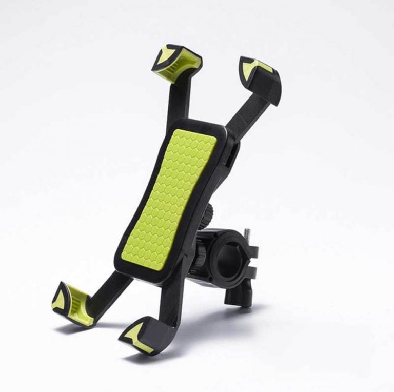support smartphone iphone guidon vélo course gps