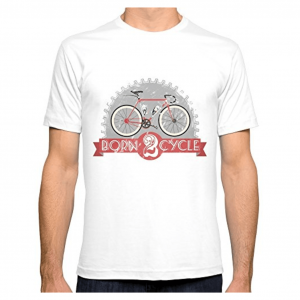 t shirt tshirt velo born 2 cycle vintage fixie