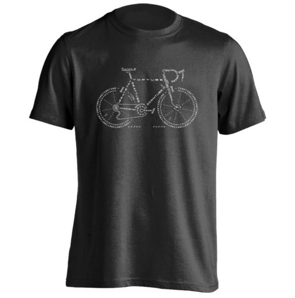 tshirt bike velo t shirt
