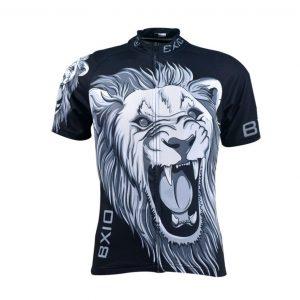 maillot cyclisme lion fixie original design