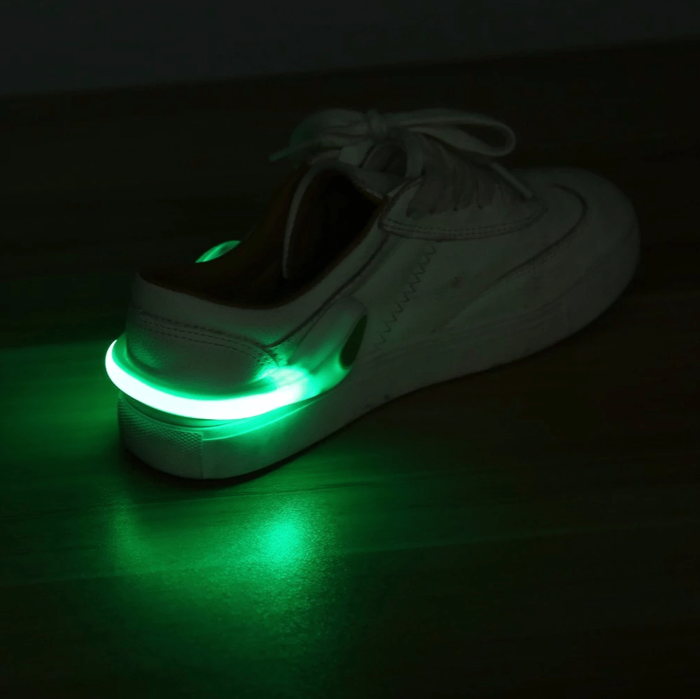 chaussures lumineuse nike
