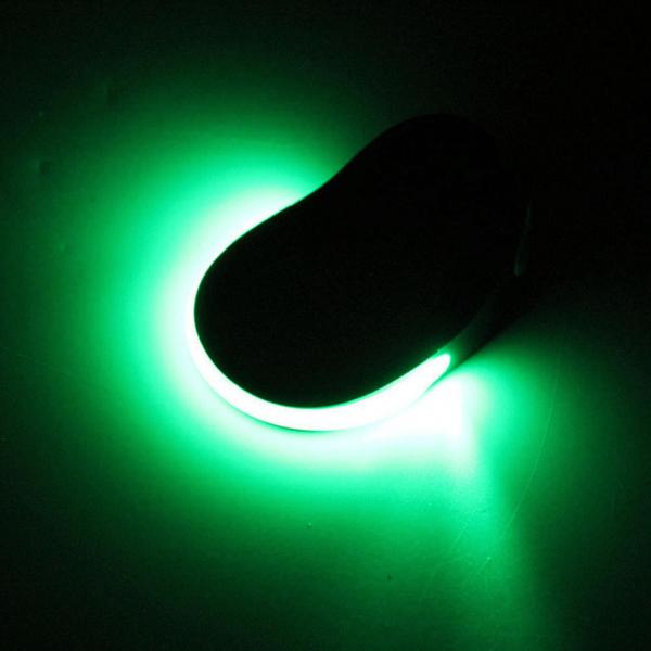 clip lumineux lumière vélo chaussure
