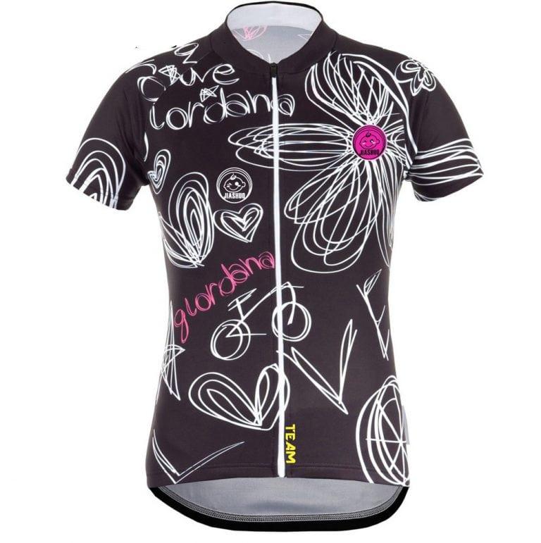 maillot femme cyclisme original cycliste