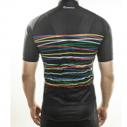 maillot cyclisme laser coloré fixie original design
