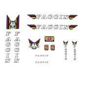 Faggin stickers