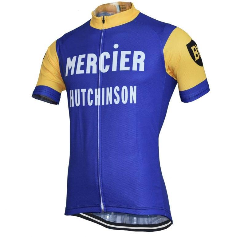 maillot mercier raymond poulidor cyclisme