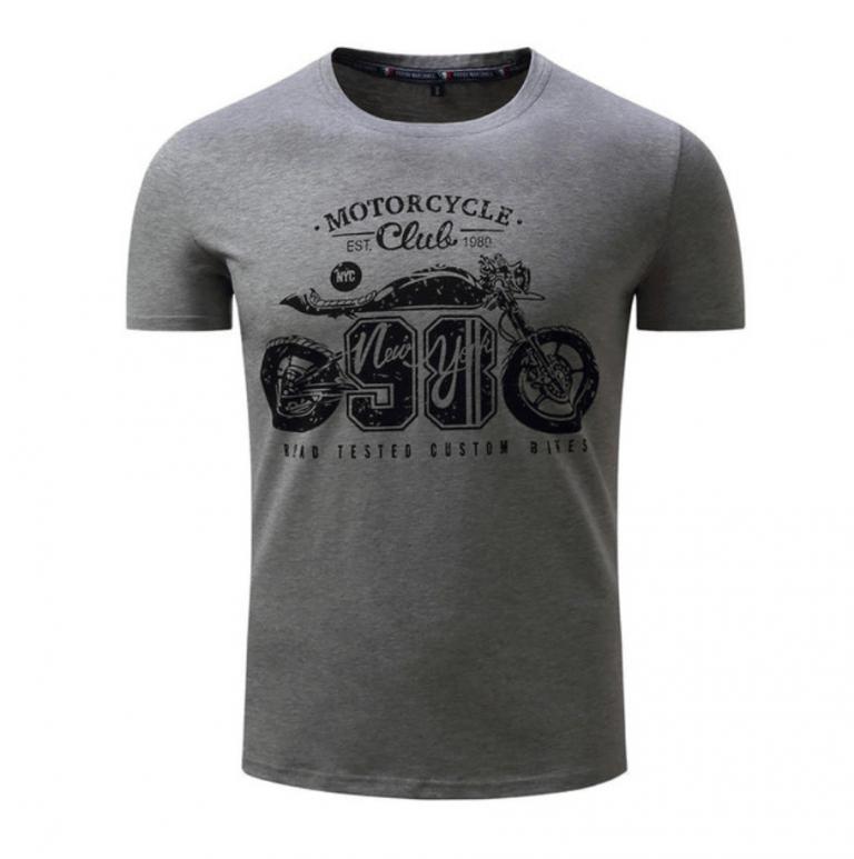 t-shirt tshirt moto vintage custom café racer