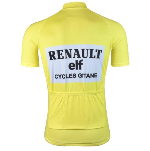 maillot vintage renault elf gitane vélo cycliste