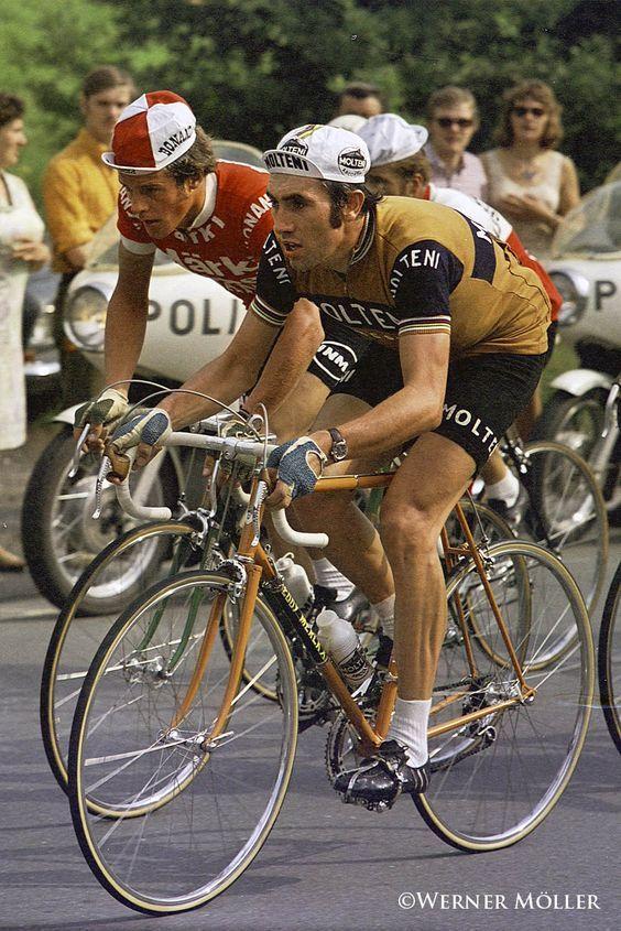 maillot cycliste vintage eddy merckx molteni