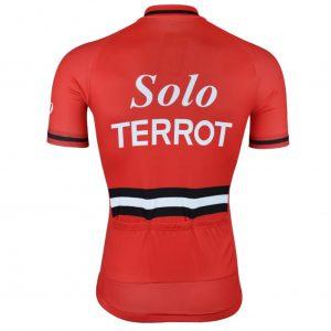 maillot solo terrot vintage vélo cyclisme