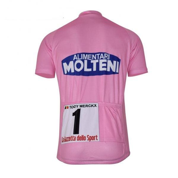 molteni clément rose anjou maillot vert vélo course vintage eroica