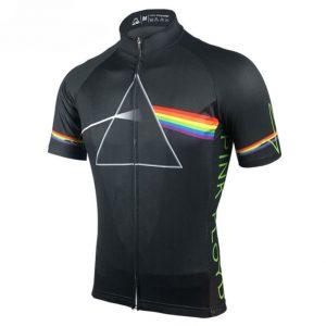 pink floyd maillot cyclisme vélo
