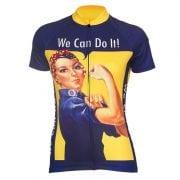 maillot cyclisme original we can do it