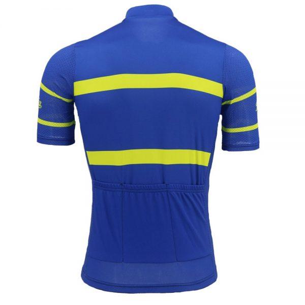 maillot bottecchia vélo cyclisme vintage eroica bleu