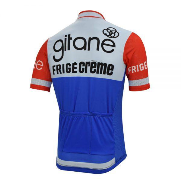maillot cycliste vintage gitane frigécrème eroica