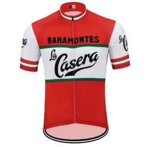 maillot cycliste vintage la casera