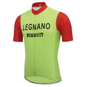 maillot cycliste vintage legnano