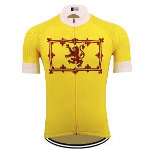 maillot cycliste flandres lion