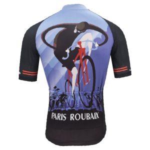 maillot velo vintage paris roubaix